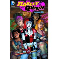 HARLEY QUINN HC VOL 02 POWER OUTAGE (N52) - Amanda Conner, Jimmy Palmiotti