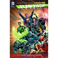 JUSTICE LEAGUE TP VOL 05 FOREVER HEROES (N52) - Geoff Johns
