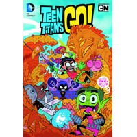 TEEN TITANS GO TP VOL 01 PARTY PARTY - Sholly Fisch & Various