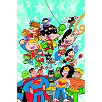 TINY TITANS RETURN TO THE TREEHOUSE TP - Art Baltazar, Franco