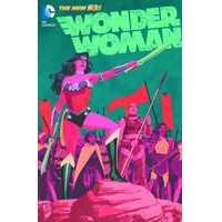 WONDER WOMAN HC VOL 06 BONES (N52) - Brian Azzarello