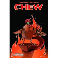 CHEW TP VOL 09 CHICKEN TENDERS (MR) - John Layman