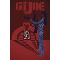 GI JOE (2014) TP VOL 01 THE FALL OF GI JOE - Karen Traviss