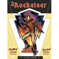 ROCKETEER THE COMPLETE ADVENTURES TP - Dave Stevens