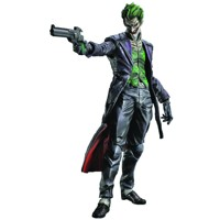 BATMAN ARKHAM ORIGINS PLAY ARTS ~KAI~ JOKER