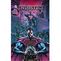 INJUSTICE GODS AMONG US YEAR 2 TP VOL 01 - Tom Taylor