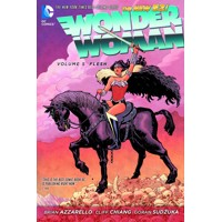 WONDER WOMAN TP VOL 05 FLESH (N52) - Brian Azzarello