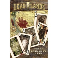 DEADLANDS DEAD MANS HAND TP - David Gallaher & Various