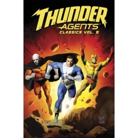 THUNDER AGENTS CLASSICS TP VOL 05 - Steve Skeates & Various