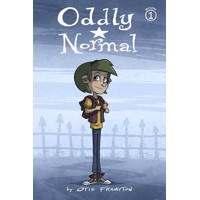 ODDLY NORMAL TP VOL 01 - Otis Frampton