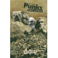 PUNKS THE COMIC TP VOL 01 NUTPUNCHER - Joshua Hale Fialkov