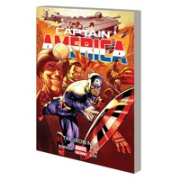 CAPTAIN AMERICA TP VOL 04 IRON NAIL - Rick Remender