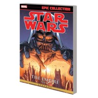 STAR WARS LEGENDS EPIC COLLECTION TP EMPIRE VOL 01 EMPIRE - Various