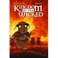 KINGDOM OF THE WICKED HC - Ian Edginton