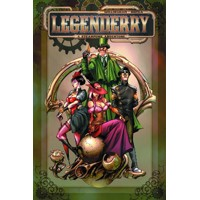 LEGENDERRY A STEAMPUNK ADV TP - Bill Willingham