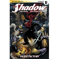 THE SHADOW SPECIAL 2014 - Phil Hester