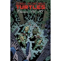 TMNT CLASSICS TP VOL 10 - Jim Lawson