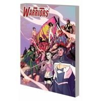 NEW WARRIORS TP ALWAYS AND FOREVER VOL 02 ALWAYS AND FOREVER - Christopher Yost