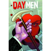 DAY MEN #4 - Matt Gagnon, Michael Alan Nelson