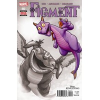 FIGMENT #2 (OF 5) 2ND PTG CHRISTOPHER VAR - Jim Zub