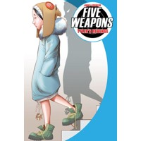 FIVE WEAPONS #10 - Jimmie Robinson