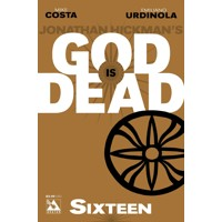 GOD IS DEAD #16 (MR) - Mike Costa