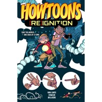 HOWTOONS REIGNITION #1 - Fred Van