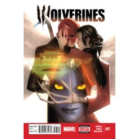 WOLVERINES #7 - Ray Fawkes, Charles Soule