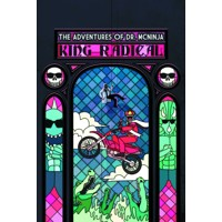 ADVENTURES OF DR MCNINJA TP VOL 03 KING RADICAL - Christopher Hastings