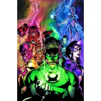 GREEN LANTERN BY GEOFF JOHNS OMNIBUS HC VOL 02 - Geoff Johns & Various