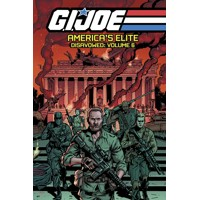 GI JOE AMERICAS ELITE DISAVOWED TP VOL 06 - Mark Powers