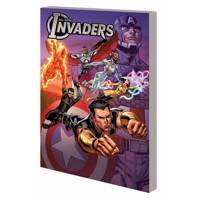 ALL NEW INVADERS TP VOL 03 MARTIANS ARE COMING - James Robinson