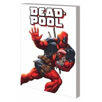 DEADPOOL CLASSIC TP VOL 11 MERC WITH MOUTH - Victor Gischler, Mary H. K. Choi