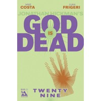 GOD IS DEAD #29 (MR) - Mike Costa
