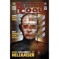 BLEEDING COOL MAGAZINE #12 (MR) - Rich Johnston