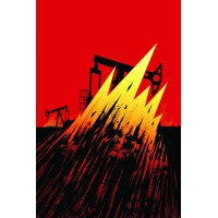 BURNING FIELDS #1 (2ND PTG) (MR) - Michael Moreci, Tim Daniel