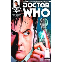 DOCTOR WHO: THE TENTH DOCTOR #8 REG LACLAUSTRA - Robbie Morrison