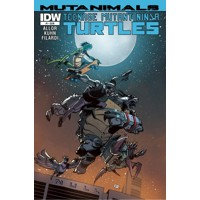 TMNT MUTANIMALS #1 (OF 4) - Paul Allor