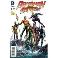 AQUAMAN AND THE OTHERS #11 - Dan Jurgens