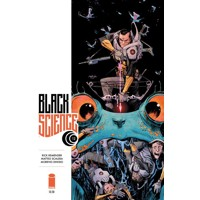 BLACK SCIENCE #12 CVR B MURPHY & HOLLINGSWORTH (MR) - Rick Remender