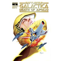 BSG DEATH OF APOLLO #4 (OF 6) CVR A MAYHEW MAIN - Dan Abnett