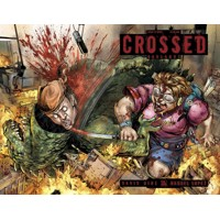 CROSSED BADLANDS #73 WRAP CVR (MR) - David Hine