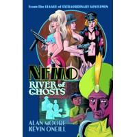 NEMO: RIVER OF GHOSTS HC (MR) - Alan Moore