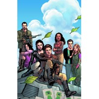 SERENITY LEAVES ON THE WIND #6 (OF 6) JEANTY VAR - Zack Whedon