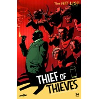 THIEF OF THIEVES #24 (MR) - Andy Diggle