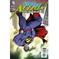 ACTION COMICS #40 - Greg Pak