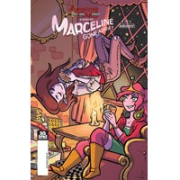 ADVENTURE TIME MARCELINE GONE ADRIFT #3 SUBSCRIPTION OSTERTAG VAR - Meredith G...
