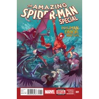AMAZING SPIDER-MAN SPECIAL #1 - Jeff Loveness