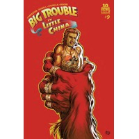 BIG TROUBLE IN LITTLE CHINA #9 - Eric Powell, John Carpenter