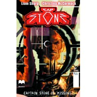 CAPTAIN STONE #4 (OF 6) - Liam Sharp, Christina McCormack